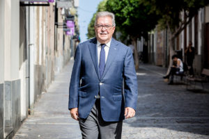Presidente Unidos por Gran Canaria, José Miguel Bravo de Laguna