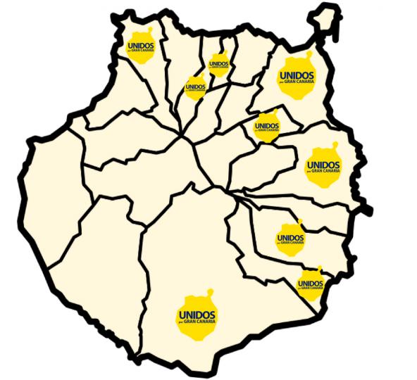 municipios UXGC 2019-
